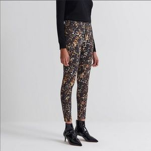 AG Adriano The Farrah High Rise Skinny Ankle Pants